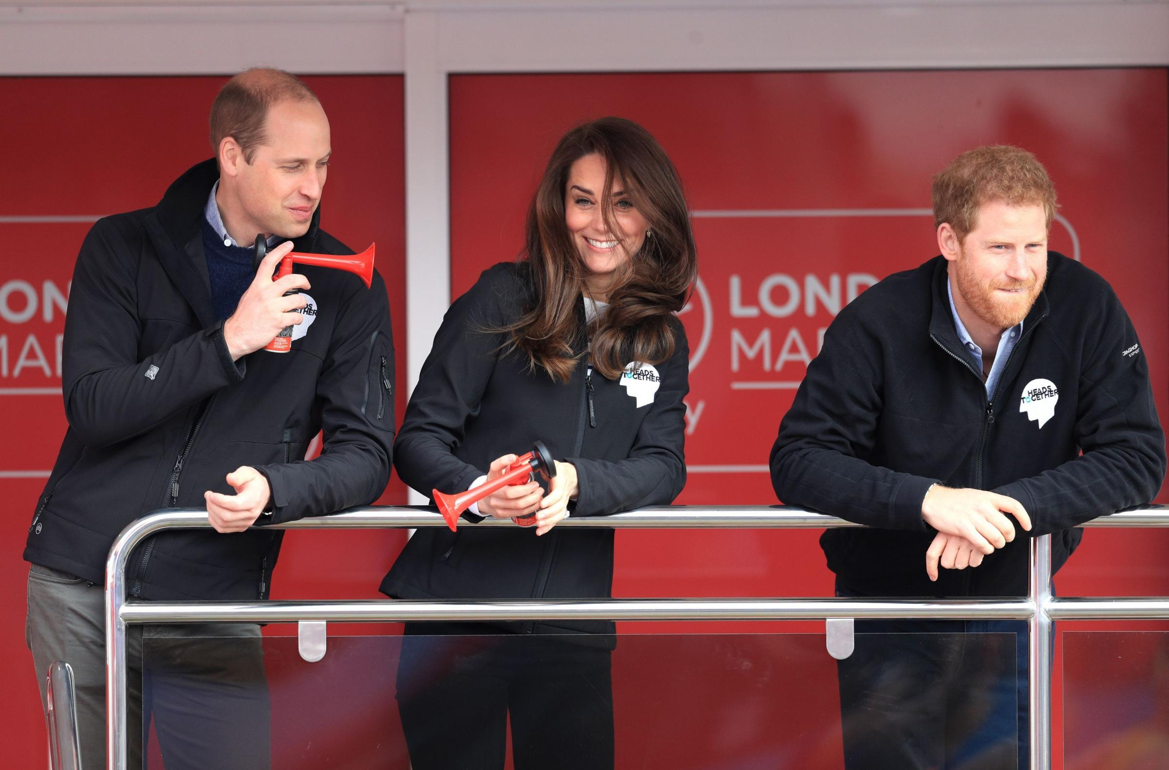 Prince Harry Bonds With Kate Middleton; Here's How It Went