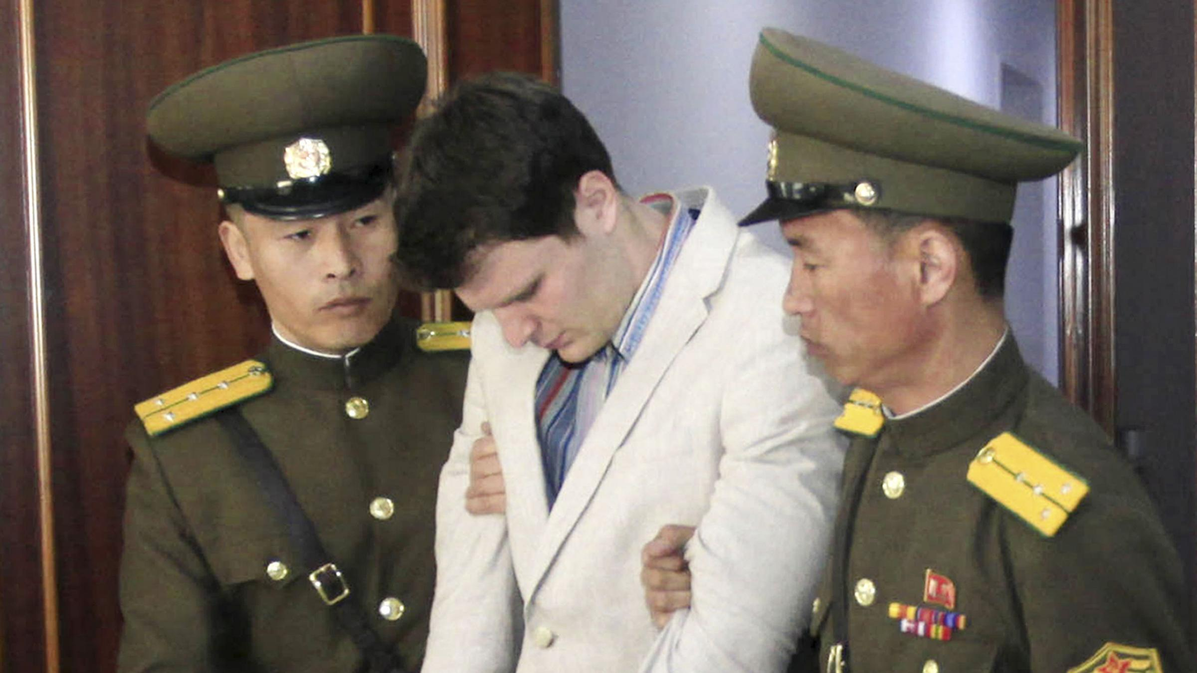 NoKor: US student freed on humanitarian grounds